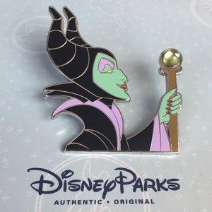 Disney Parks Maleficent Pin